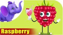 Raspberry – Fruit Rhyme