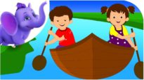 Row Your Boat – Nursery Rhyme
