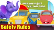 Safety Rules – Vehicle Rhyme