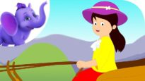 She'll be Coming Round the Mountain – Nursery Rhyme with Karaoke