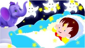 Sleep, Baby Sleep – Nursery Rhyme with Karaoke