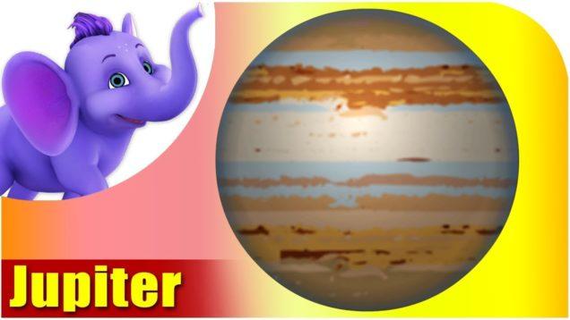 Solar System – Song on Planet Jupiter in Ultra HD (4K)