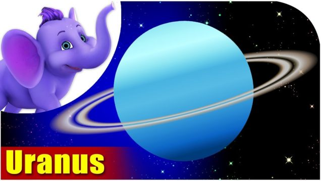 Solar System – Song on Planet Uranus in Ultra HD (4K)
