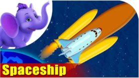 Spaceship – Vehicle Rhyme