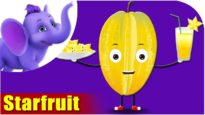 Starfruit – Fruit Rhyme