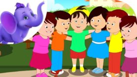 The More We Do Together – Nursery Rhyme with Karaoke