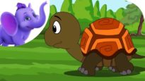 The Tortoise's Wish – Nursery Rhyme with Karaoke