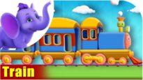 Train – Vehicle Rhyme