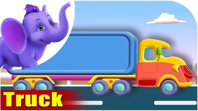 Truck – Vehicle Rhyme