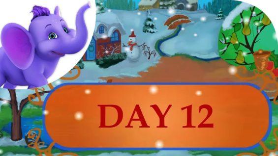 Twelve Days of Christmas – Christmas Carol
