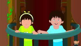 Twinkle Twinkle Little Star in Bengali – Nursery Rhyme