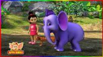 Udata Udata Uch – Telugu Rhymes for children (4K)