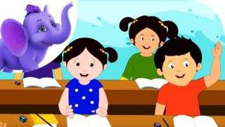 A Child Should Always Say What's True – Nursery Rhyme