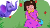 A Little Girl – Nursery Rhyme with Karaoke