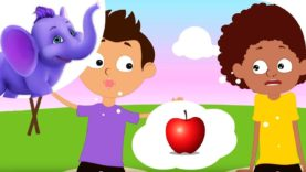 A Well – Interactive Nursery Rhymes