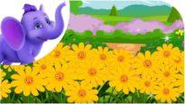 All Flowers are Waking – Nursery Rhyme & Karaoke Version