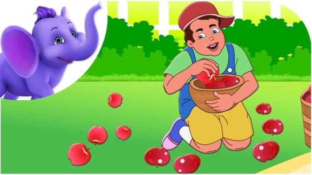 Apple Harvest – Nursery Rhyme with Karaoke