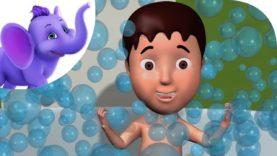Bubble Bath – Nursery Rhyme with Karaoke