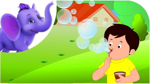 Bubbles – Nursery Rhyme