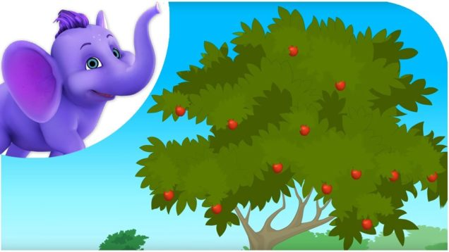 Classic Rhymes from Appu Series – Nursery Rhyme – The Apple Tree
