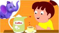 Coffee and Tea – Nursery Rhyme with Karaoke