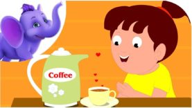 Coffee and Tea – Nursery Rhyme with Karaoke