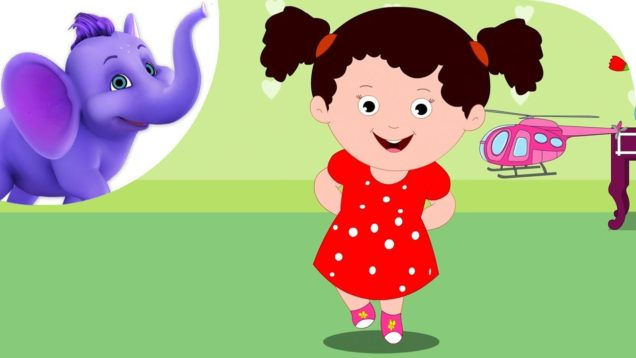 Dance Little Baby – Nursery Rhyme with Karaoke