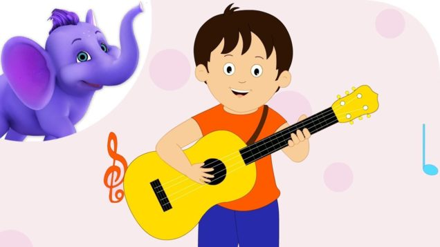 Dance to your Daddy – Nursery Rhyme with Karaoke