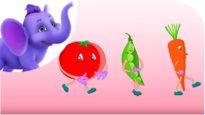 Eat Vegetables – Nursery Rhyme