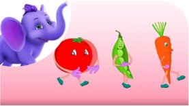 Eat Vegetables – Nursery Rhyme