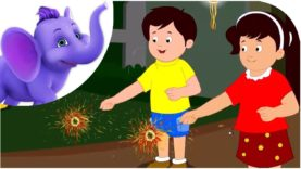 Firework Party – Nursery Rhyme