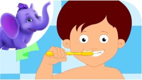 I have a Toothbrush – Nursery Rhyme