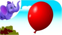 I Lost My Balloon – Nursery Rhyme with Karaoke