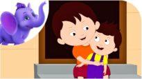 I Love You Well, My Little Brother – Nursery Rhyme with Karaoke