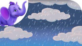 Little Drops of Water – Nursery Rhyme with Karaoke