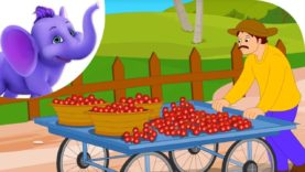Nursery Rhyme – Cherry Ripe