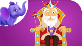 Old King Cole – Nursery Rhyme with Karaoke