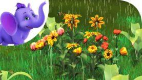 Rain is Pouring – Nursery Rhyme with Karaoke