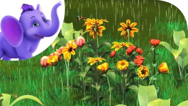Rain is Pouring – Nursery Rhyme with Karaoke