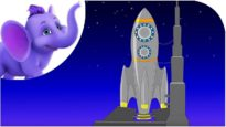 Rocket Rhyme – Nursery Rhyme