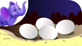 Sell My Eggs – Nursery Rhyme with Karaoke