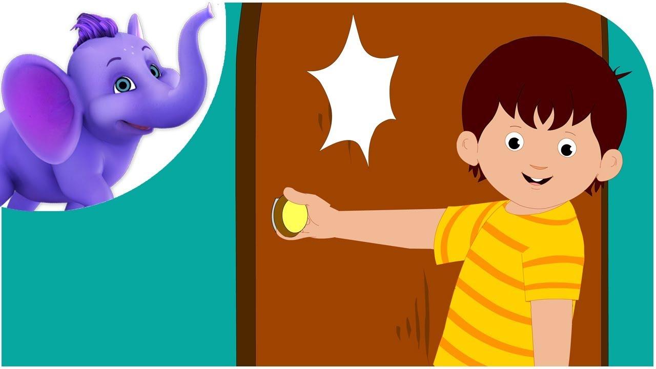 Someone Came Knocking - Nursery Rhyme - Appu Series