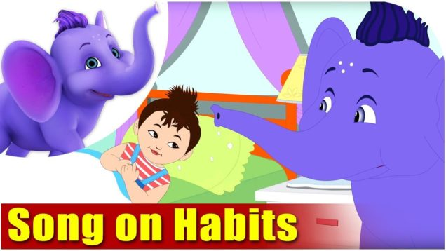 Song on Habits – Five Good Habits in Ultra HD (4K)