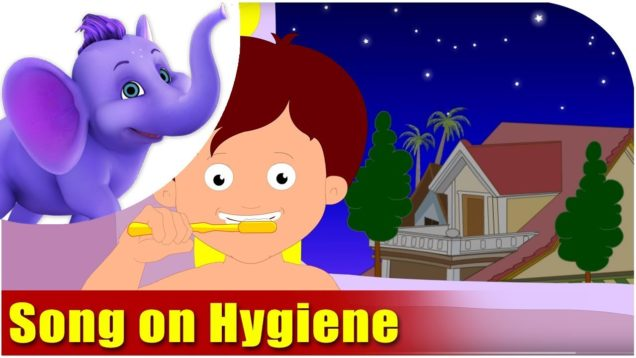 Song on Hygiene – Five things used for Hygiene in Ultra HD (4K)