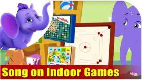 Song on Indoor Games – Five Indoor Games in Ultra HD (4K)