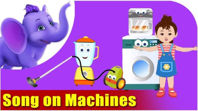 Song on Machines – Five Machines in Ultra HD (4K)