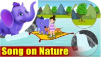 Song on Nature – Five Gifts of Nature in Ultra HD (4K)