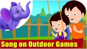 Song on Outdoor Games – Five Outdoor Games in Ultra HD (4K)