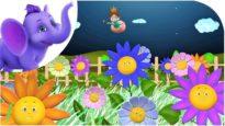 Spring is Here – Nursery Rhyme with Karaoke