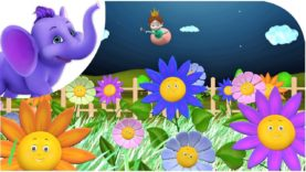 Spring is Here – Nursery Rhyme with Karaoke